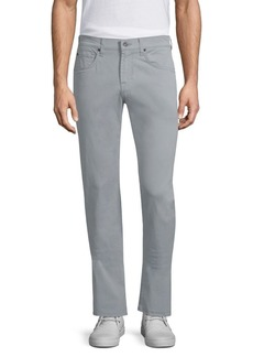 7 For All Mankind Total Twill The Straight Chinos