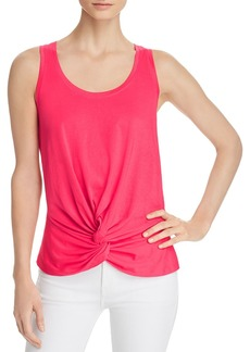 7 For All Mankind Twist-Front Tank
