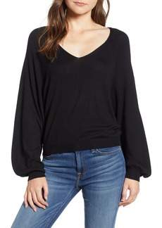 7 For All Mankind® V-Neck Sweater