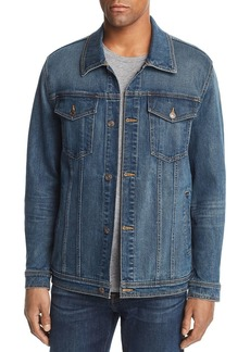 7 For All Mankind Vintage Denim Trucker Jacket