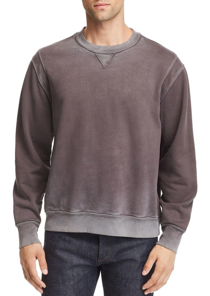 7 For All Mankind Vintage-Wash Sweatshirt