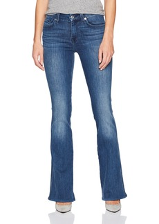 7 For All Mankind Women's a-Pocket Flare