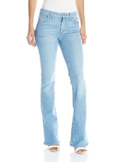 "7 For All Mankind Women's ""A"" Pocket Flare Jean in"