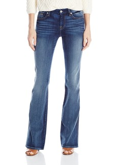"""7 For All Mankind Women's """"A"""" Pocket Flare Jean in"""