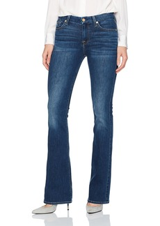 7 For All Mankind Women's a Pocket Flare Leg Jean