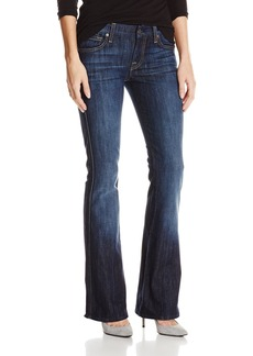 "7 For All Mankind Women's ""A"" Pocket Flared Jean in"