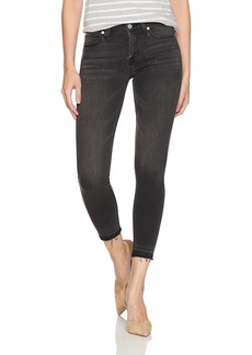 7 For All Mankind Women's Ankle Gwenevere Jean with Released Hem