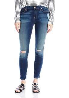 7 For All Mankind Women's Ankle Gwenevere Skinny Jean in