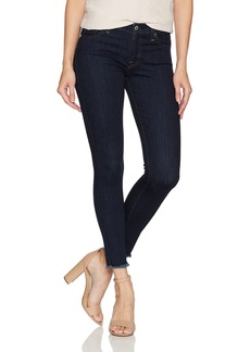 7 For All Mankind Women's Ankle Gwenevere Skinny Jean with Raw Hem