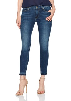 7 For All Mankind Women's Ankle Gwenevere Skinny Jean with Released Hem