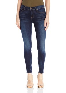 7 For All Mankind Women's Ankle Skinny Jean  28