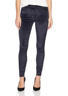 7 For All Mankind Women's Ankle Skinny Jean In Velvet
