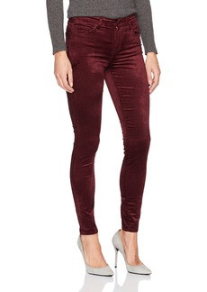 7 For All Mankind Women's Ankle Skinny Jean Velvet
