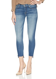 7 For All Mankind Women's Ankle Skinny Jean With Step Hem