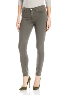 7 For All Mankind Women's Ankle Skinny Riche Sateen Jean  25