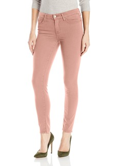 7 For All Mankind Women's Ankle Skinny Riche Sateen Jean  30