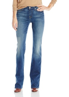 7 For All Mankind Women's Bootcut Jean In