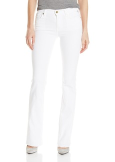 7 For All Mankind Women's Bootcut with Released Hem Jean In