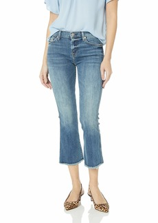 7 For All Mankind Women's Cropped Boot Jean