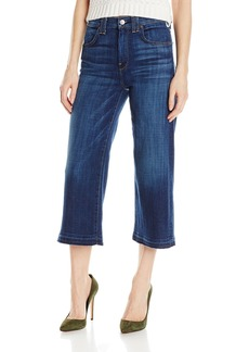 7 For All Mankind Women's Culotte with Released Hem Jean