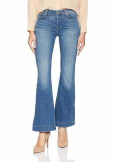 7 For All Mankind Women's Tailorless Dojo Trouser Jean