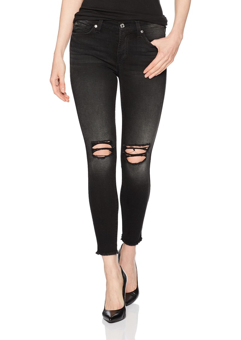 7 For All Mankind Women's Gwenevere Ankle Skinny Jean