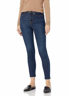 7 For All Mankind Women's Gwenevere Skinny Fit High Rise Ankle Jeans