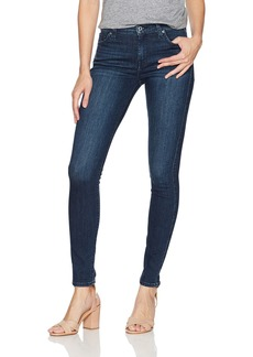 7 For All Mankind Women's Gwenevere Skinny Jean with Squiggle