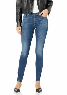 7 For All Mankind Women's The Gwenevere Skinny Jean ATHNBLUMST