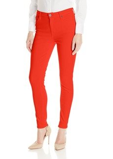 7 For All Mankind Women's High-Waist Ankle Jean