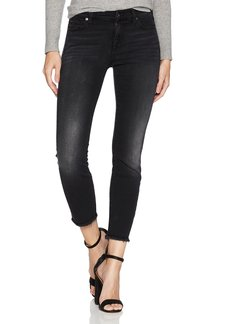 7 For All Mankind Women's High Waist Gwenevere Skinny Jean