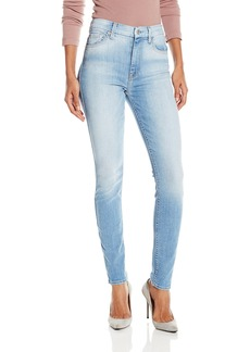 7 For All Mankind Women's High-Waist Skinny Jean
