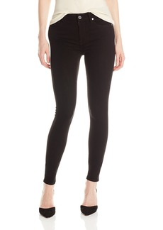 7 For All Mankind Women's High-Waist Slim Illusion Skinny with Contour Waistband Jean