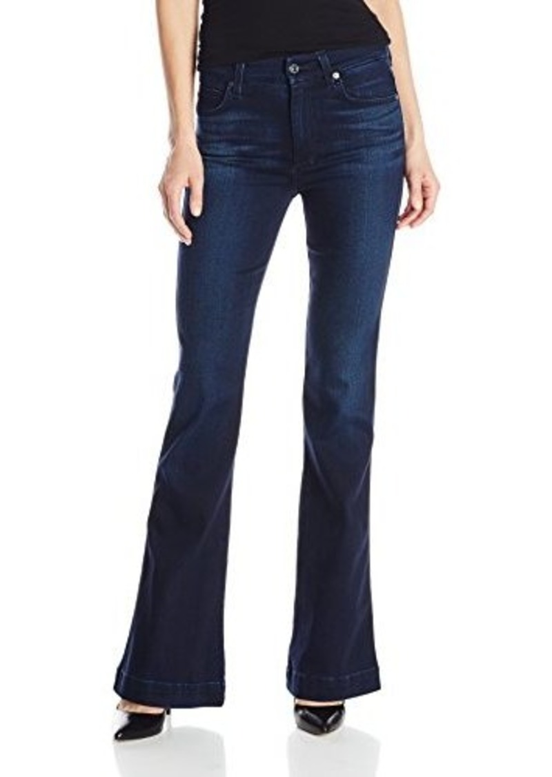 For All Mankind High Waist Fashion Trouser Jeans