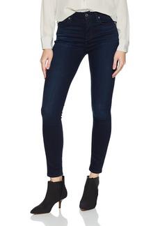 7 For All Mankind Women's Highwaist Ankle Skinny Jean