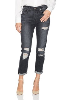 7 For All Mankind Women's Josefina Boyfriend Jean VNTGBDFBK