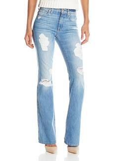 7 For All Mankind Women's Hw Vintage Bootcut W/ Destroy Jean in