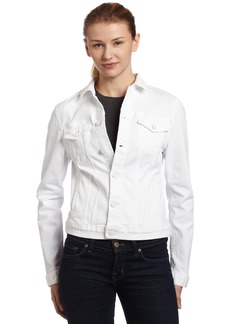 7 For All Mankind Women's Jean Jacket in