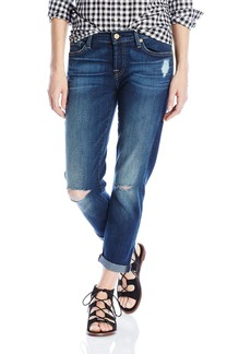 7 For All Mankind Women's Josefina Boyfriend Jean in