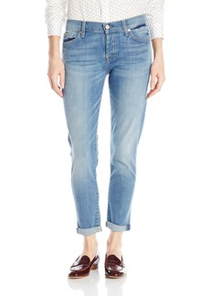 7 For All Mankind Women's Josefina Skinny Boyfriend Jean in