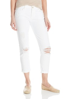 7 For All Mankind Women's Josefina with Destroy Boyfriend Jean