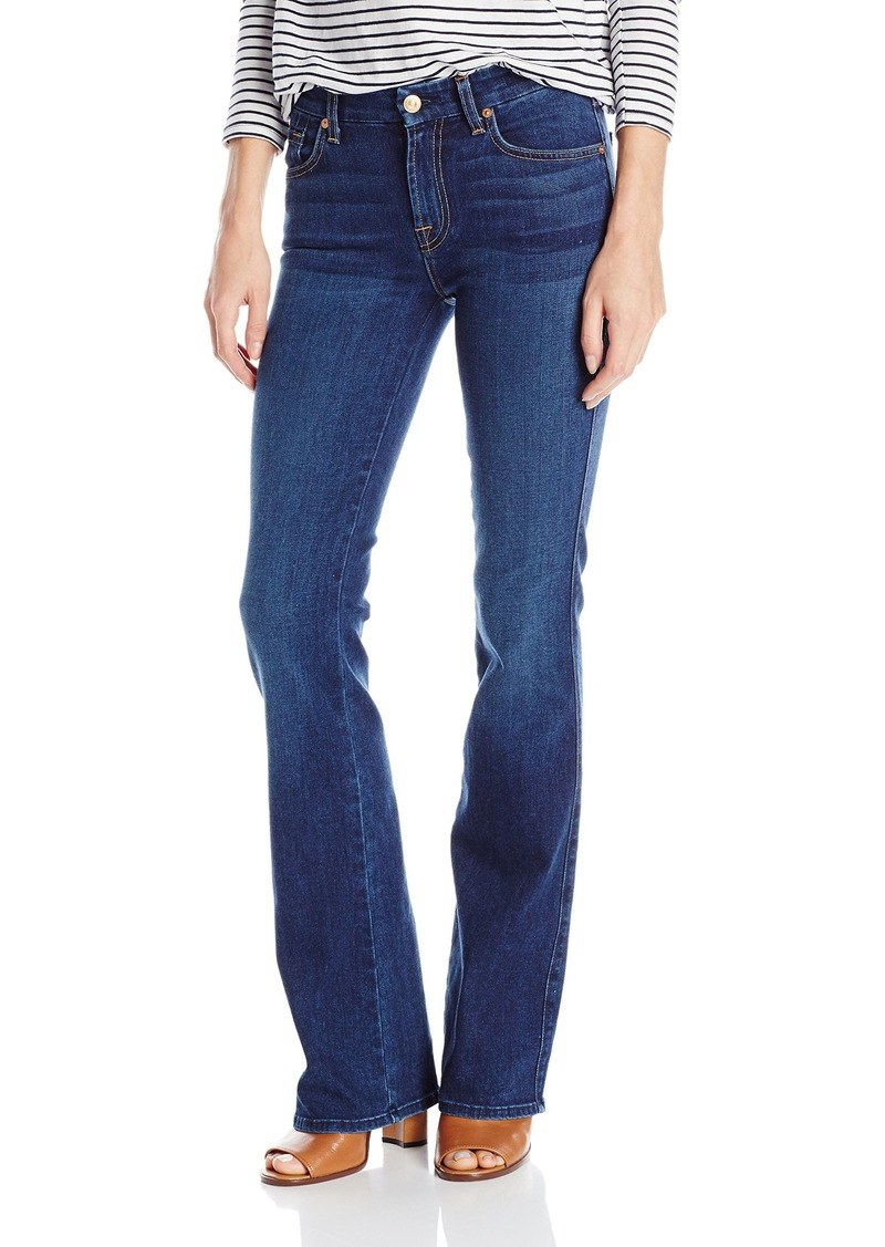 7 For All Mankind Women's Kimmie Bootcut Jean