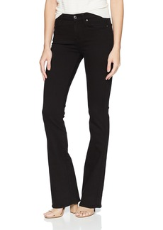 7 For All Mankind Women's Kimmie Bootcut Jean Squiggle