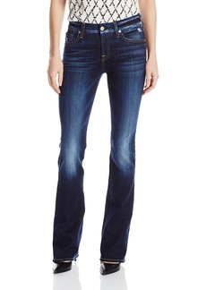 7 For All Mankind Women's Kimmie Bootcut with Distress in  26