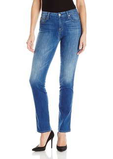 7 For All Mankind Women's Kimmie Straight Jean in