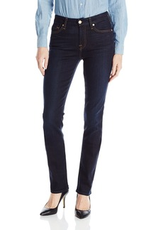 7 For All Mankind Women's Kimmie Straight Jean In Slim Illusion