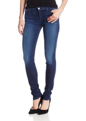 7 For All Mankind Women's Mid Rise Roxanne Jean In