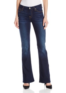 7 For All Mankind Women's Midrise Kimmie Bootcut Jean in