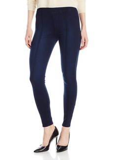 7 For All Mankind Women's Seamed Legging with Ankle Zips