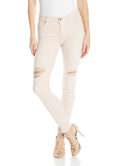 7 For All Mankind Women's Skinny Colored Jean Ankle Pant